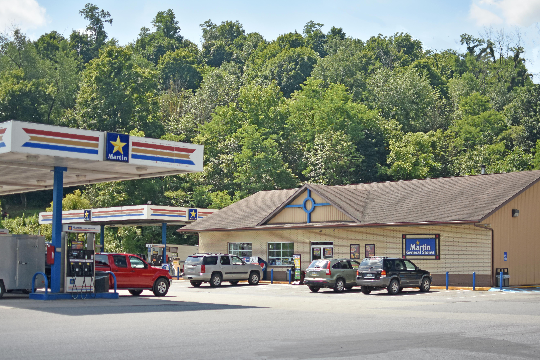 Martin General Stores - Martin Oil Company